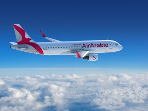 AirArabia flight