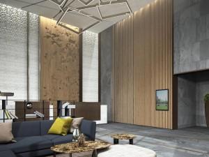 Courtyard by Marriott Al Barsha lobby image