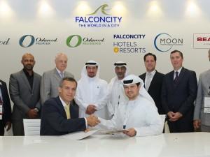 Falconcity