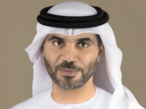 Picture - Humaid Matar Al Dhaheri, group CEO, ADNEC