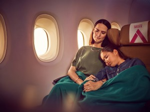 Etihad Airways - Economy Space