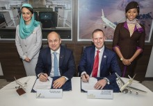 Gulf Air and Etihad Aviation Group MoU 1