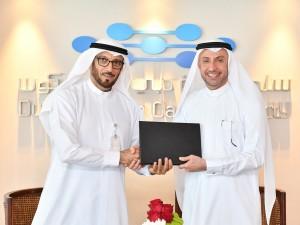 Mohammed Al Zarooni and Mohammed Ahmed Al Marri