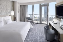 Premier Burj View Twin Rooms at Address Dubai Mall