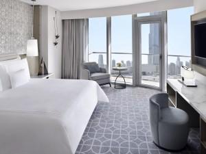 Premier Burj View Twin Rooms at Address Dubai Mall