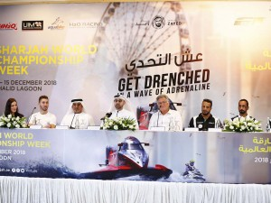 Sharjah championship week (2)