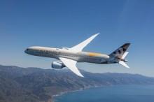 Etihad Airways Boeing 787-9 Dreamliner