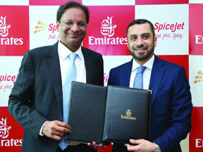 Emirates Spice Jet JPG