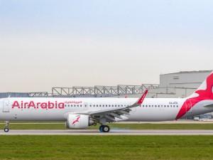 Air Arabia - Aircraft