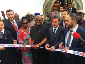 Port Harcourt, Turkish Airlines 02