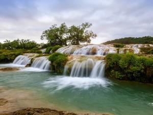Darbat waterfalls, Salalah, Sultanate of Oman
